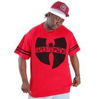 Tričko Wu-Wear 36 Chambers Tee Red