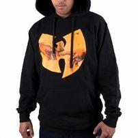 Wu-Wear Adam Hoodie Black