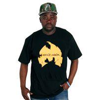 Wu-Wear Artist Method Man Tee Black
