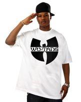 Wu-Wear Logo T-shirt White
