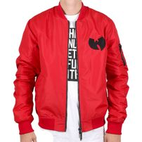 Wu-Wear WU Bomber Jacket Red