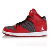 Air Jordan 1 Flight 4 Gym Red White Black White 820135-602