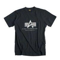 Alpha Industries Basic Tee Black