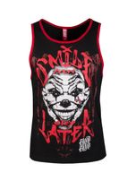 Blood In Blood Out Smile Tanktop