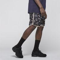 Cayler & Sons White Label Sager Nylon Shorts black / multicolor