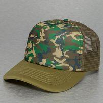 Cyprime Basic Trucker Cap Camouflage