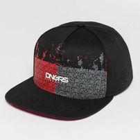 Dangerous DNGRS / Flexfitted Cap CTwoblock in black