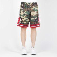 Mitchell & Ness shorts Chicago Bulls camo Swingman Shorts