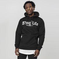 Mr. Tee Thug Life Old English Hoody black