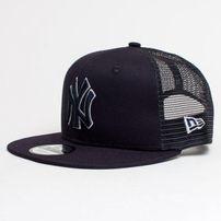 7d3c1de47d2 Šiltovka New Era 9Fifty MLB League Essential Trucker Cap NY Yankees Black