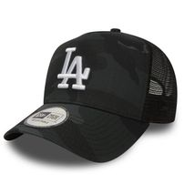 Šiltovka New Era 9Forty A Frame Trucker MLB Camo LA Dodgers Grey