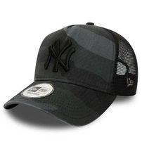 Šiltovka New Era 9Forty A Frame Trucker NY Yankees Washed Camo