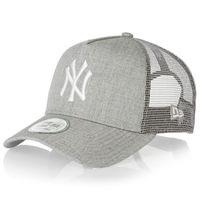Šiltovka New Era 9Forty MLB Heather Truck NY Yankees Heather Grey