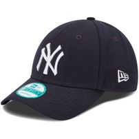 Šiltovka New Era 9Forty MLB League Basic NY Yankees Navy White