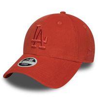 Šiltovka New Era 9Forty MLB Micro Cord Cap LA Dodgers Orange