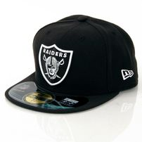 New Era NFL On Field Oakland Raiders Game Cap