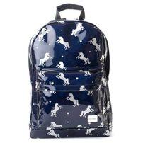 Ruksak Spiral Black Unicorns Backpack Bag