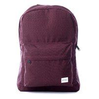 Ruksak Spiral Chevron Backpack bag Burgundy