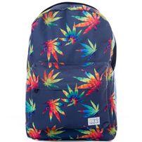 Spiral Grass Tie Dye Backpack Bag
