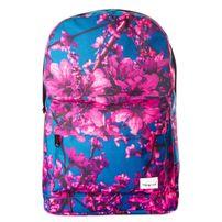 Spiral Summer Blossom Backpack Bag