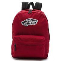 Batoh VANS WM Realm Backpack Bikiny Red
