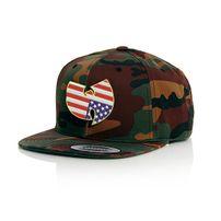 Wu-Wear Wu-Wear American Camo Snapback camo