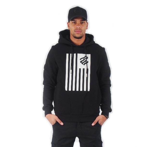 Mikina Rocawear Flag Hoody Black R1708H710-100 - Gangstagroup.sk ... 6c46f690eec