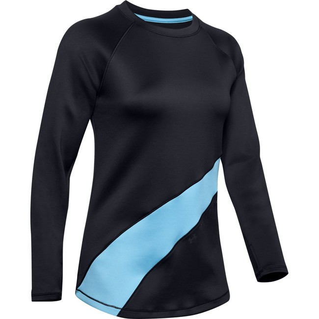 Under Armour UA CG Armour LS Graphic-BLK - XS