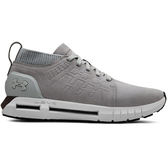 Under Armour UA HOVR Lace Up Mid PRM-GRY - 46