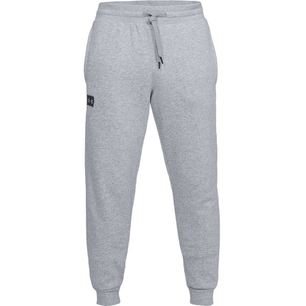 Under Armour RIVAL FLEECE JOGGER-GRY - XXL