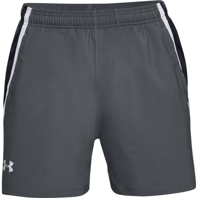 Under Armour UA LAUNCH SW 5'' SHORT-GRY - XXL