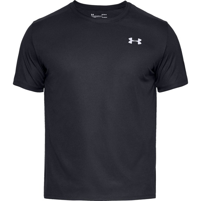 Under Armour UA SPEED STRIDE SHORTSLEEVE-BLK - XXL