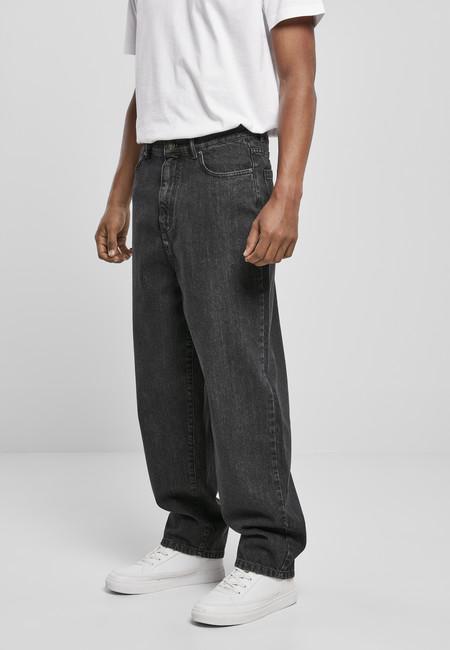 Urban Classics 90's Jeans black acid washed - 32