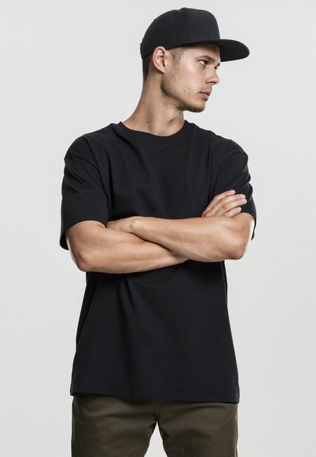 Pánske tričko Urban Classics Heavy Oversized Tee black - L