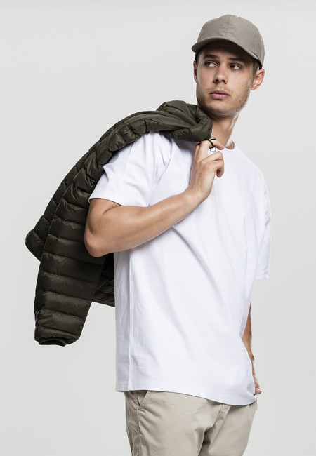 Pánske tričko Urban Classics Heavy Oversized Tee white - L