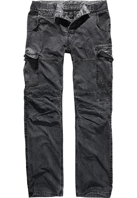 Urban Classics Rocky Star Cargo Pants black - S
