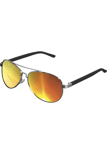 1326a9350 Urban Classics Sunglasses Mumbo Mirror silver/orange - UNI