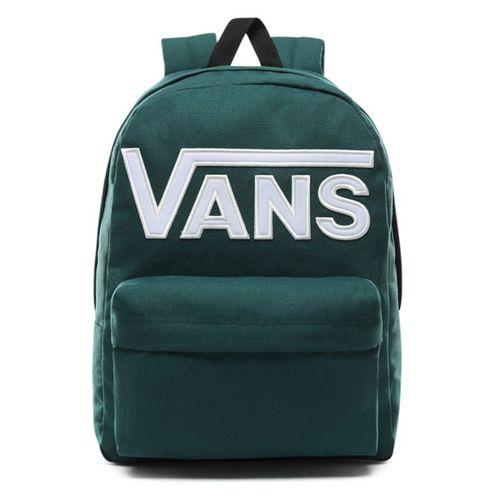 Batoh VANS MN OLD SKOOL III Backpack Trekking Green