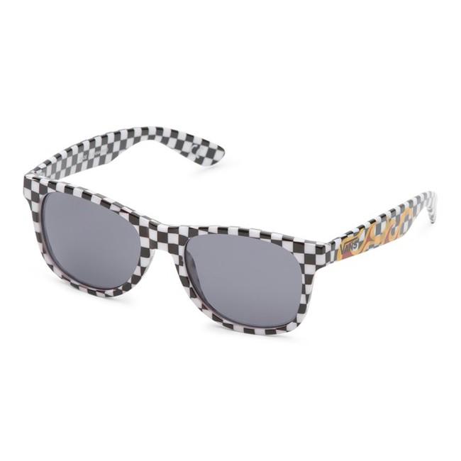 Slnečné okuliare Vans MN SPICOLI 4 SHADES Black White Checkboad - UNI