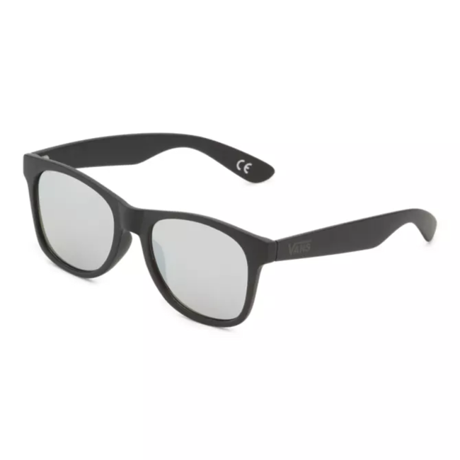Slnečné okuliare Vans MN SPICOLI FLAT SHADES BLACK/SILVER MIRROR - UNI