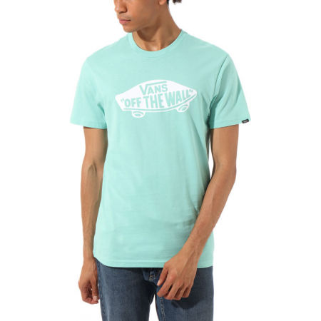 Pánske Tričko Vans MN Vans OTW T-shirt Jade Green - L