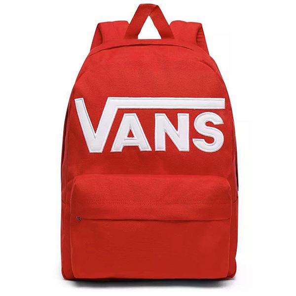 Vans VANS MN OLD SKOOL III BACKPACK RACING RED