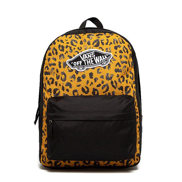 Batoh VANS WM Realm Backback Leopard - UNI