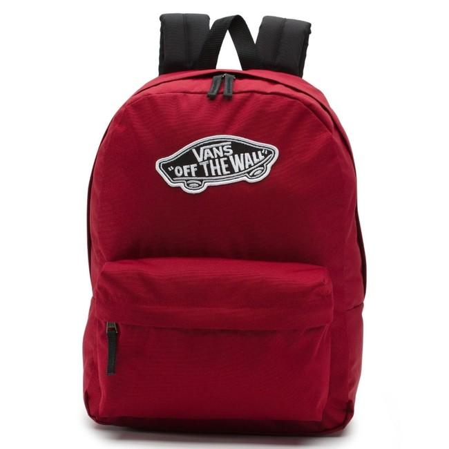 Batoh VANS WM Realm Backpack Bikiny Red - UNI