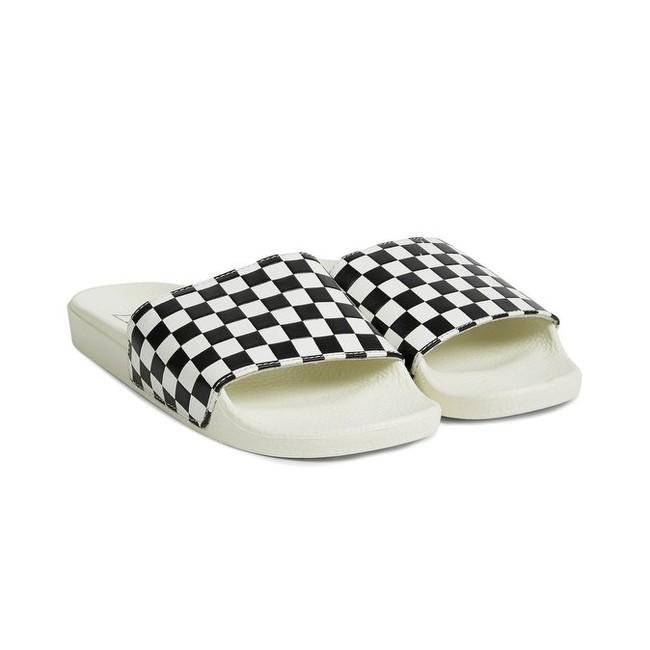 Dámské Šlapky Vans WMNS MN Slide-On Checkerboard