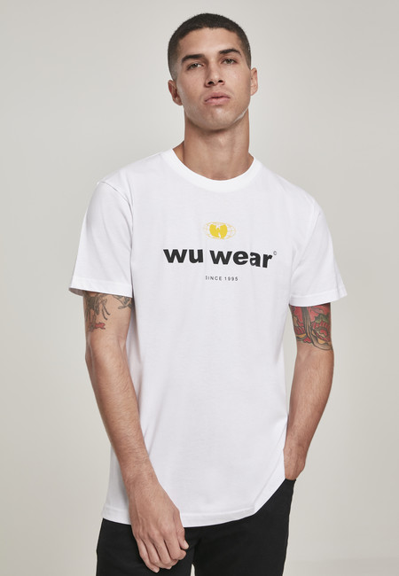 Wu-Wear Wu-Wear Since 1995 Tee white